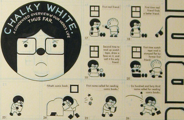 WM | whitehot magazine of contemporary art | May 2008, Chris Ware at