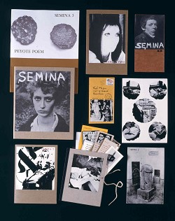 April 07,  WM issue #2: Semina Culture: Wallace Berman and his Circle at the Grey Art Gallery, New York University