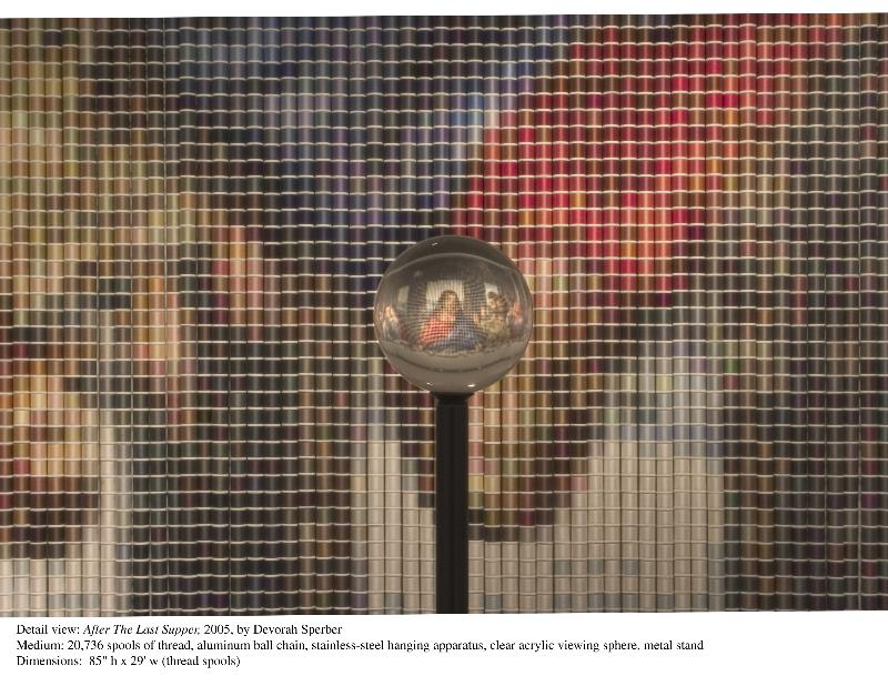 May 2007, WM issue #3:   Devorah Sperber  Brooklyn Museum