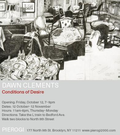 opening @ PIEROGI, Brooklyn NY