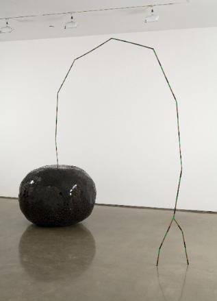 May 2007, WM issue #3: Eva Rothschild @ 303 Gallery