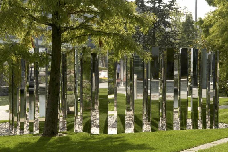 September 2008, Interview with Jeppe Hein