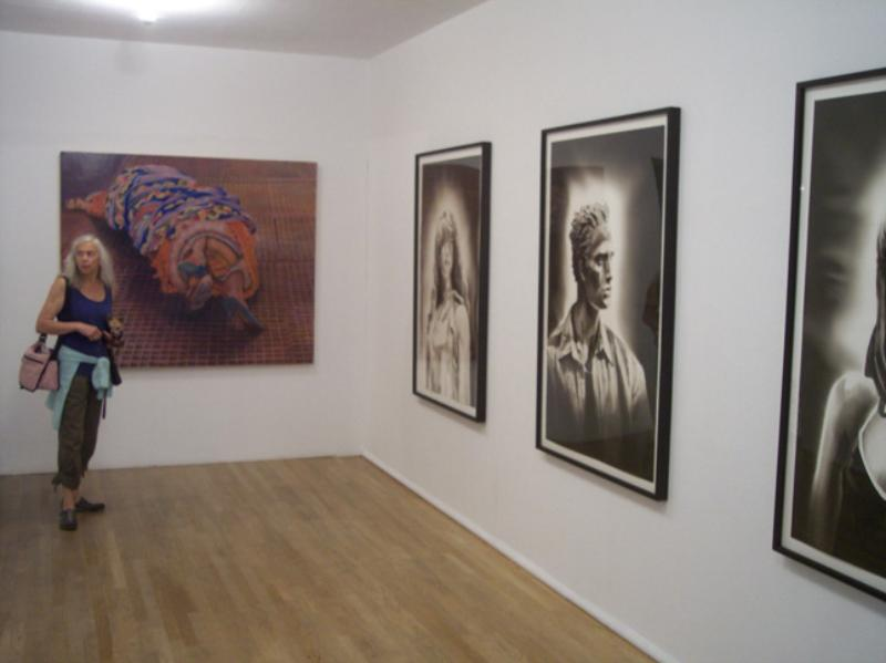 October 2008, Conceptual Figures @ Deitch Projects
