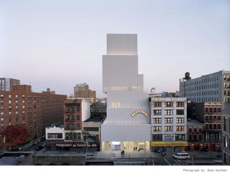 December 2007, Unmonumental @ New Museum