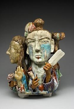 March 07/ WM issue #1: Sun Koo Yuh, Nancy Margolis Gallery, New York