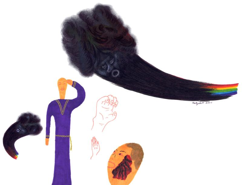 October 2007,  Lee Hutzulak, Liquid Smoke