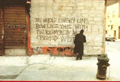 March 07/ WM issue #1: Banksy, Dash and Samo,When Graffiti Artists Cross That Fine Line