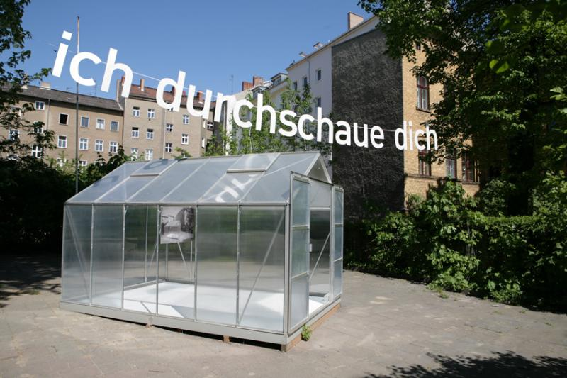 May 2007, WM Issue #3: Super bien! Greenhouse for contemporary art
