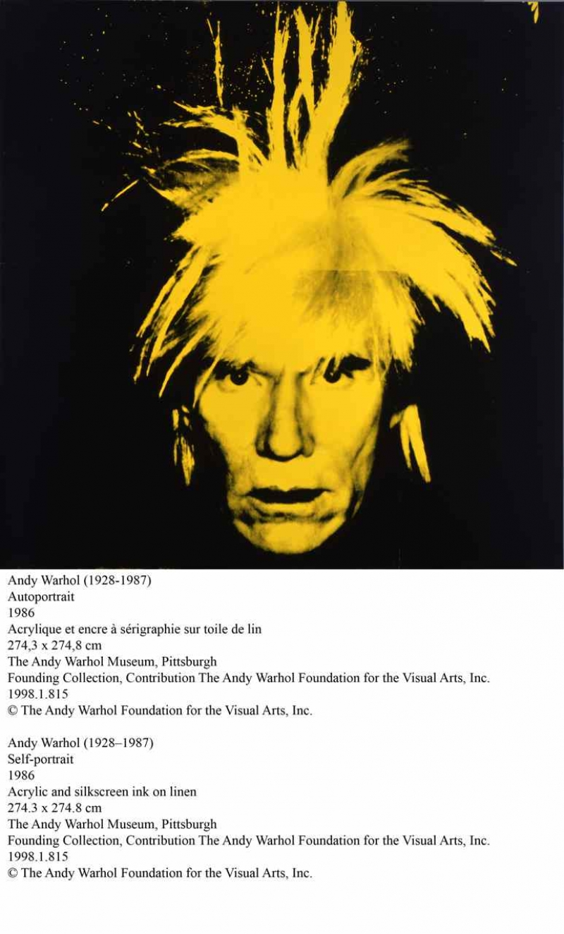 November 2008, Warhol Live: Music and Dance in Andy Warhol's Work @ The Montreal Museum of Fine Arts