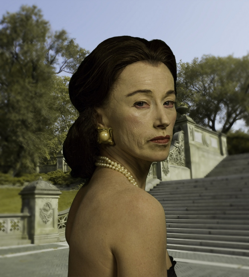 December 2008, Cindy Sherman @ Metro Pictures