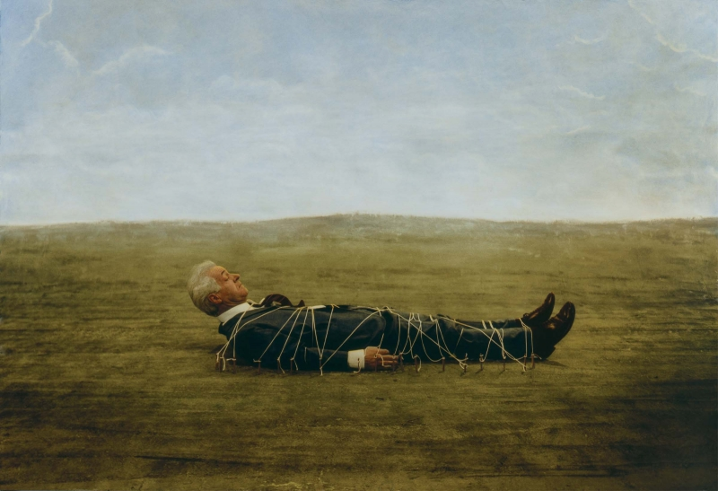 January 2009, New Work by Teun Hocks @ PPOW