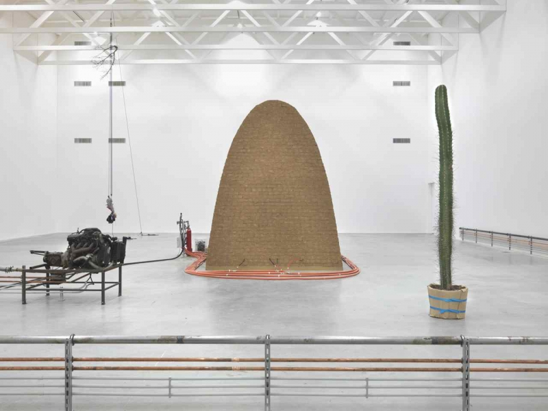 March 2009, Simon Starling @ Temporaere Kunsthalle