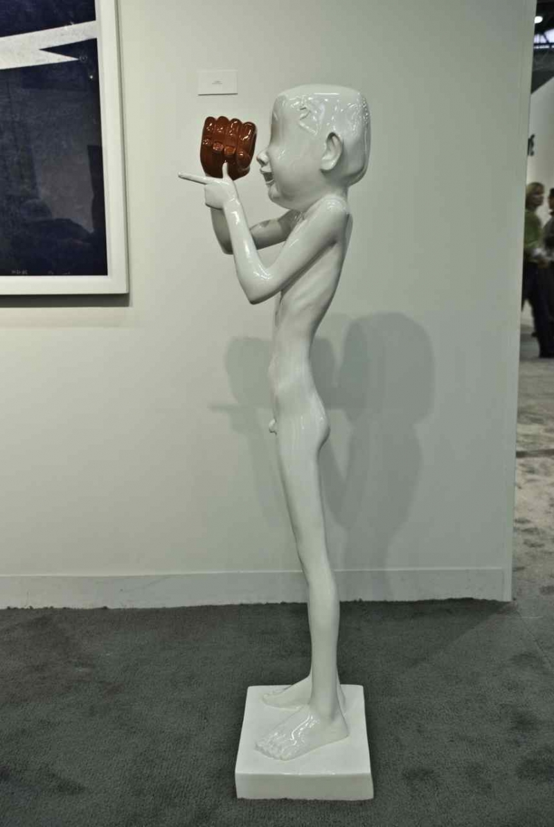 March 2009, The Armory Show