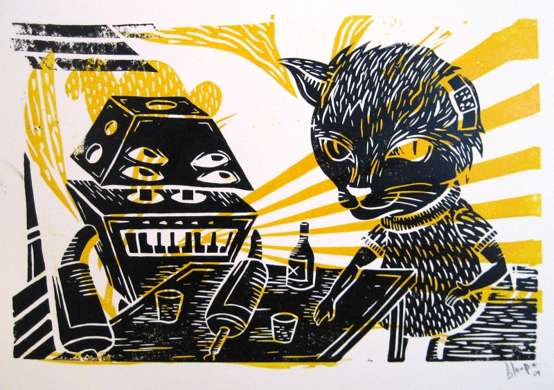May 2009, BUENOS AIRES SALVAJE. street art.