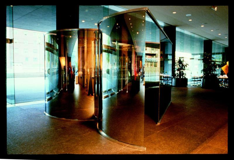 August 2009, Dan Graham @ The Whitney Museum of American Art