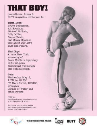 Summer 2007, WM Issue #4: Sense or Sensibility: Them Boys: A roundtable discussion on the history and future of gay art