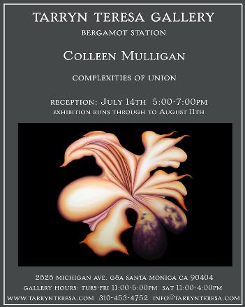 Press Release: Colleen Mulligan Opening at Tarryn Teresa Gallery, Bergamot