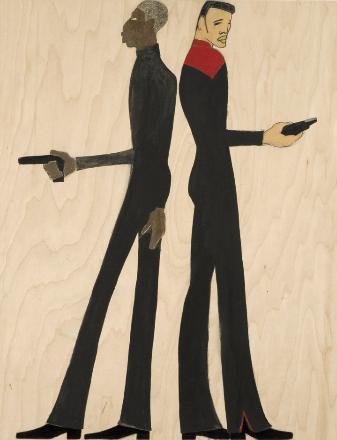 October 2007, Tony Gray @ Harlem Arts Salon-NYC