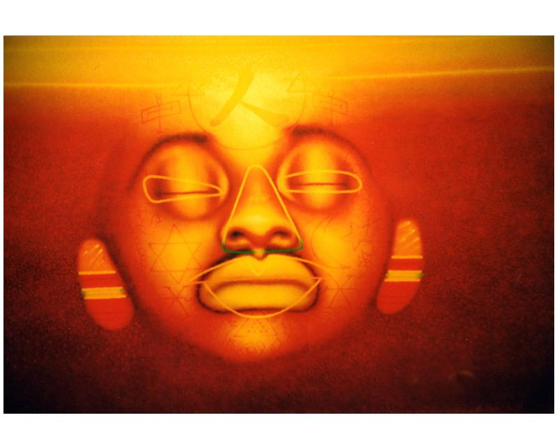 May 2007, WM issue #3:  Ed Paschke, Four Stages: An exhibition of four large-scale works from 1991 @ Franklin Parrasch Gallery