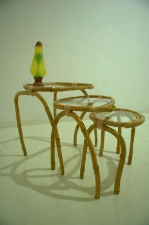 October 2007,  Nicolas Deshayes @  RUN Gallery, London
