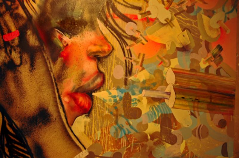 April 2008, Chris Osburn Interviews David Choe