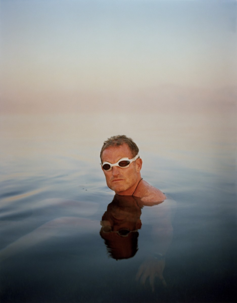 Untitled (Dad in Water)